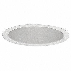 Recessed Downlight,3500K,6 In,120V