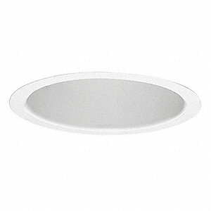 SqrRecessed Downlight,3500K,4In,120/277V