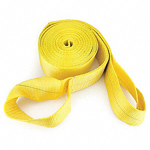 Recovery Strap,4 In x 30 Ft.