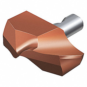 Steel Exchangeable Drill Tip