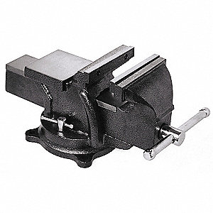 HEAVY-DUTY VISE, 6IN