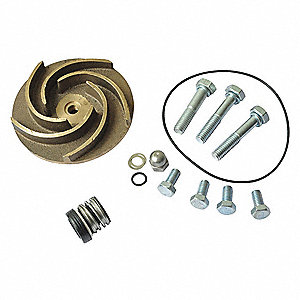 Pump Repair Kit for 2ZWT6, 2ZWT7