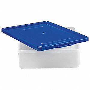 Multipurpose Tray with Lid,Autoclavable