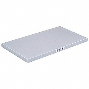 "Sterilizing Tray Cover,  Polypropylene,  1/8"" Height"