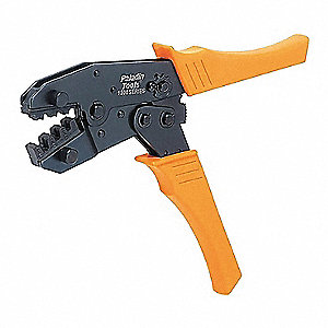 "8-7/8""L Ratchet Crimper, RG-59, RG-6"
