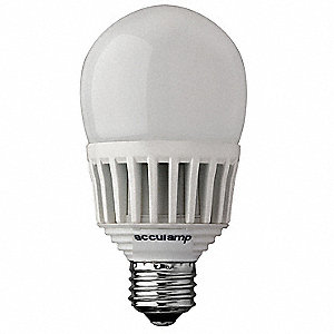 11 Watts White A21 LED Lamp, 620 Lumens