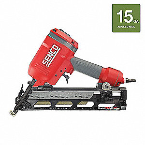 Tape Air Finish Nailer, Gray