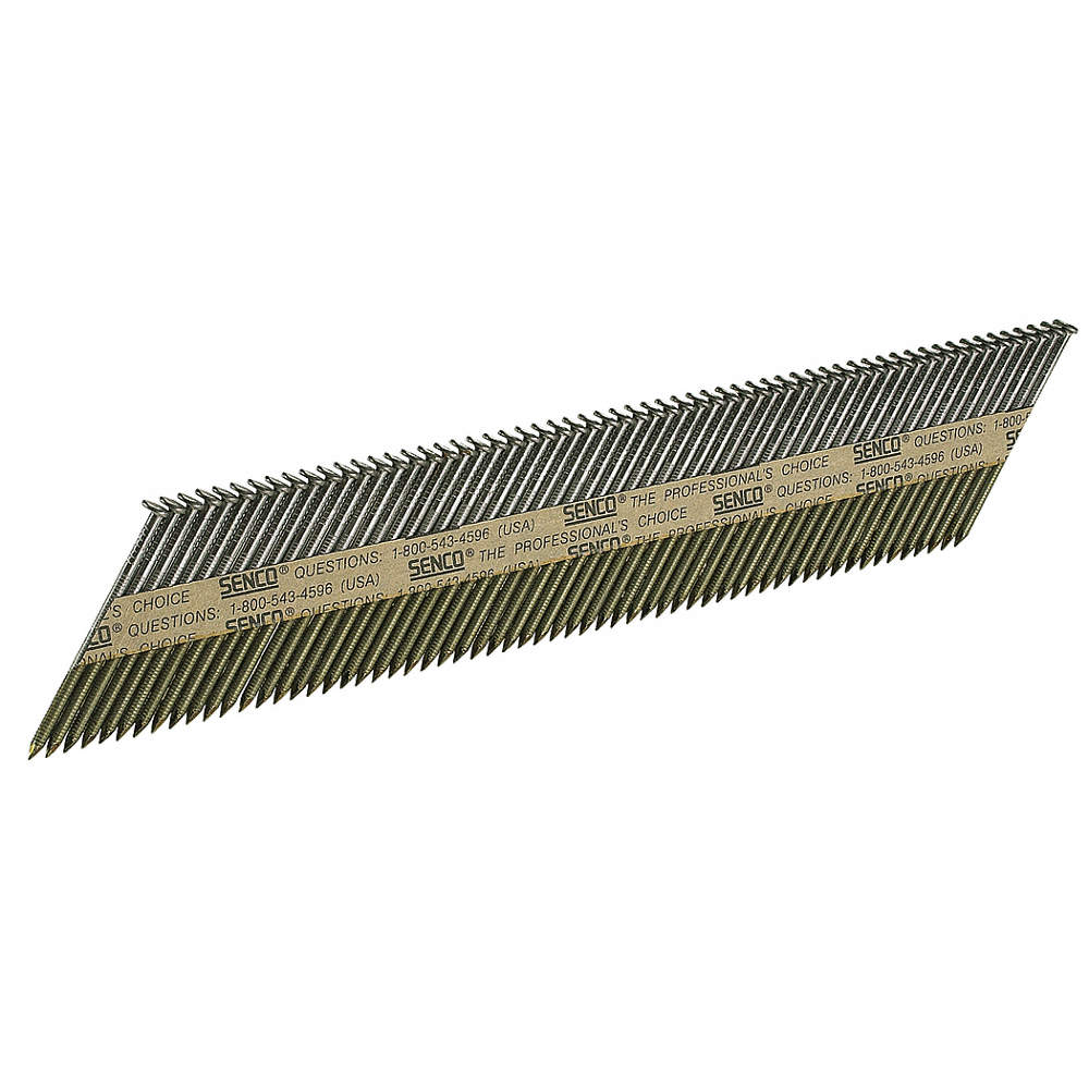 SENCO Framing Nail, 3 In,PK2500 - 21U143|HC27APBX - Grainger