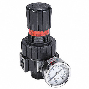 250 psi Aluminum Nonrising General Purpose Air Regulator