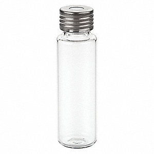 Type I Borosilicate Glass Vial, 0.68 oz. 100PK