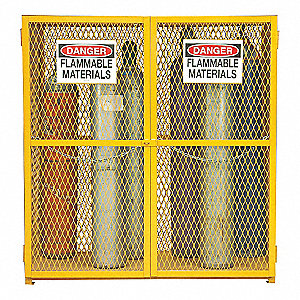 GAS CYLINER CABINET