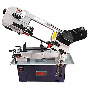 dayton 1 hp horizontal band saw voltage 120 240 max blade length rh grainger com Ramco Band Saw Parts Manual Rs 90 Dayton Vertical Band Saw Manuals