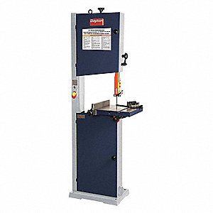 3/4 HP Vertical Band Saw, Voltage: 115/230, Max. Blade Length: 111""