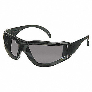 Citation Series 931 DX  Anti-Fog, Scratch-Resistant Safety Glasses, Gray Lens Color