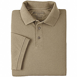 Professional Polo Tall, 5XL, Silver Tan