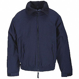 Jacket,Insulated,Navy,S