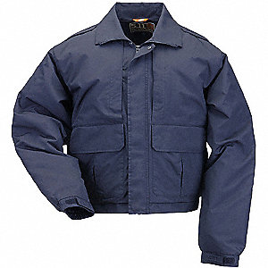 "Jacket, M Fits Chest Size 38"" to 40"", Dark Navy Color"