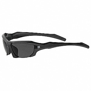 BURNER HALF FRAME Scratch-Resistant Tactical Safety Glasses Kit , Assorted Lens Color