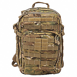 Backpack,Rush 12,Multicam