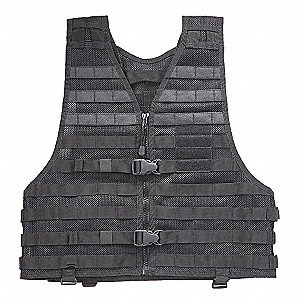 LBE Vest, Black, Regular