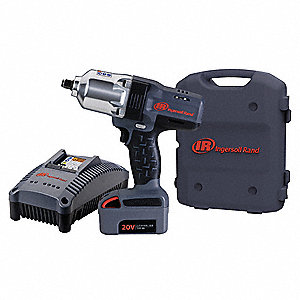 Cordless Impact Wrench Kit