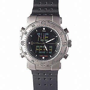 HRT Titanium Watch