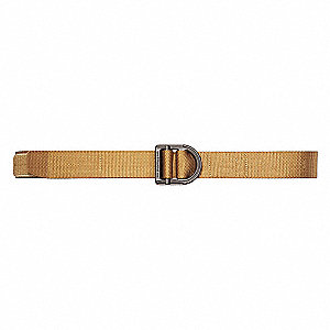 Trainer Belts, Coyote, Width: 1-1/2""