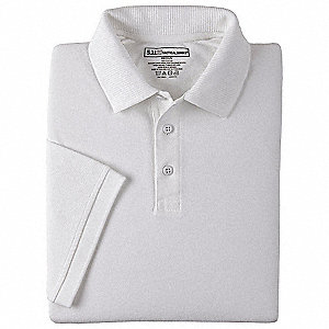 Professional Polo,S,White