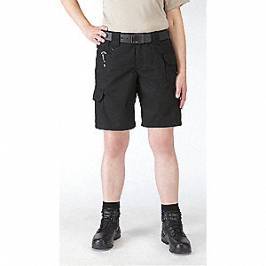 Taclite Shorts, 10, Black