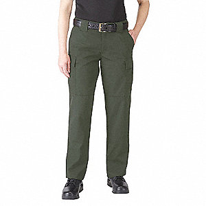 Ripstop TDU Pants. Size: R/6, Fits Waist Size: R/6, Inseam: Regular, TDU Green