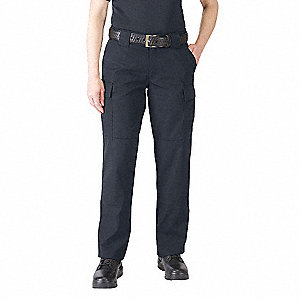 Ripstop TDU Pants. Size: R/16, Fits Waist Size: R/16, Inseam: Regular, Dark Navy