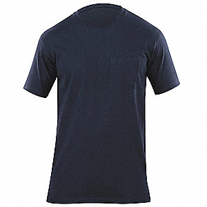 Professional Pocket T, Fire Nvy, Ctn, XS