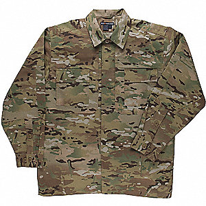 Ripstop TDU Shirt,XL,Multicam