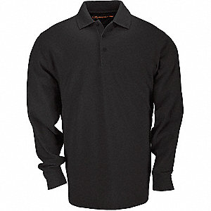 Tactical Polo, XL, Black