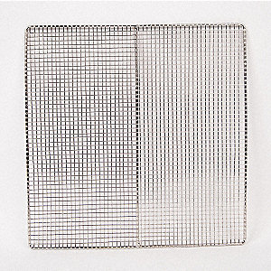 Fryer Crumb Screen/Fine Mesh
