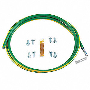 Tin Plated Copper Grounding Jumper Wire Kit Ground Wire Included 1