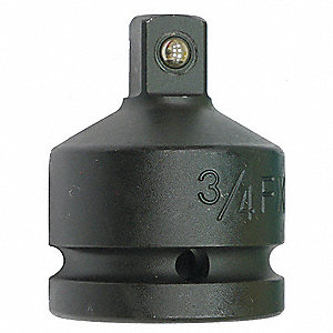 "Impact Socket Adapter, 3/4"" Dr, 2-1/4"" L"