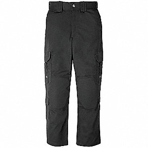 "EMS Pants. Size: 28"" x  32"", Fits Waist Size: 28"" to 32"", Inseam: 32"", Black"