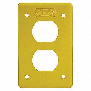 21XL34_AS01?$mdmain$ hubbell wiring device kellems duplex cover plate, box type outlet