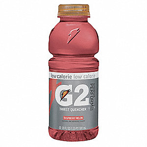 Raspberry Melon Ready to Drink Low Calorie Sports Drink, Package Size: 20 oz., Yield: 20 oz., 24 PK