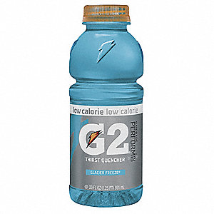 Glacier Freeze Ready to Drink Low Calorie Sports Drink, Package Size: 20 oz., Yield: 20 oz., 24 PK