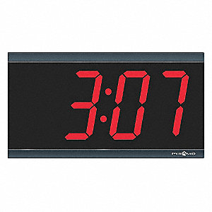 SYNCH. CLOCK 900MHZ 4INX4 DIGITAL