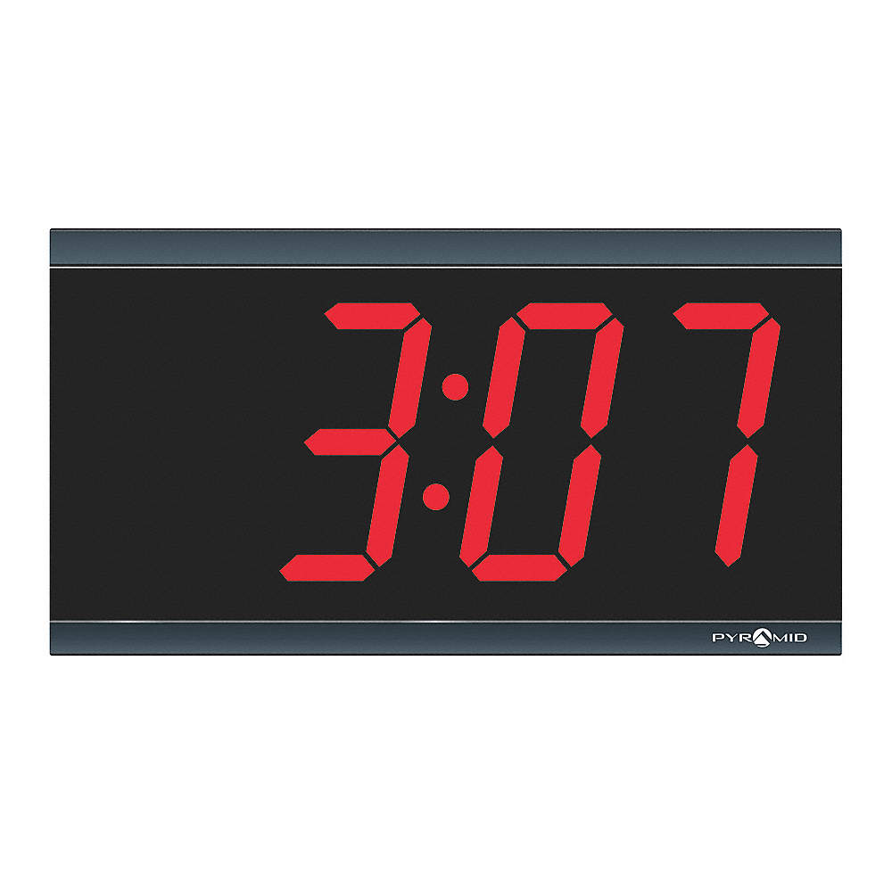 CLOCK 900MHZ 4INX4 DIGITAL