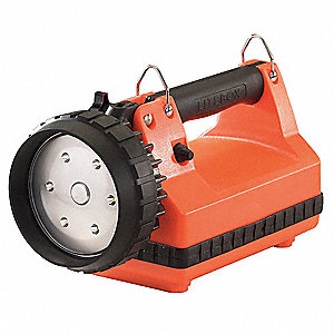 LanternLED, Plastic, Maximum Lumens Output: 615, Orange, 11.50""