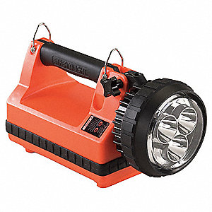 LanternLED, Plastic, Maximum Lumens Output: 540, Orange, 11.50""