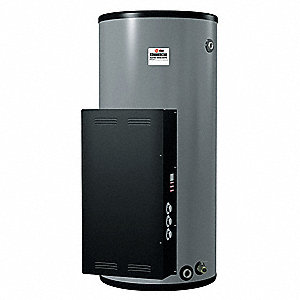 Commercial Electric Water Heater, 85.0 gal. Tank Capacity, 208V, 18,000 Total Watts