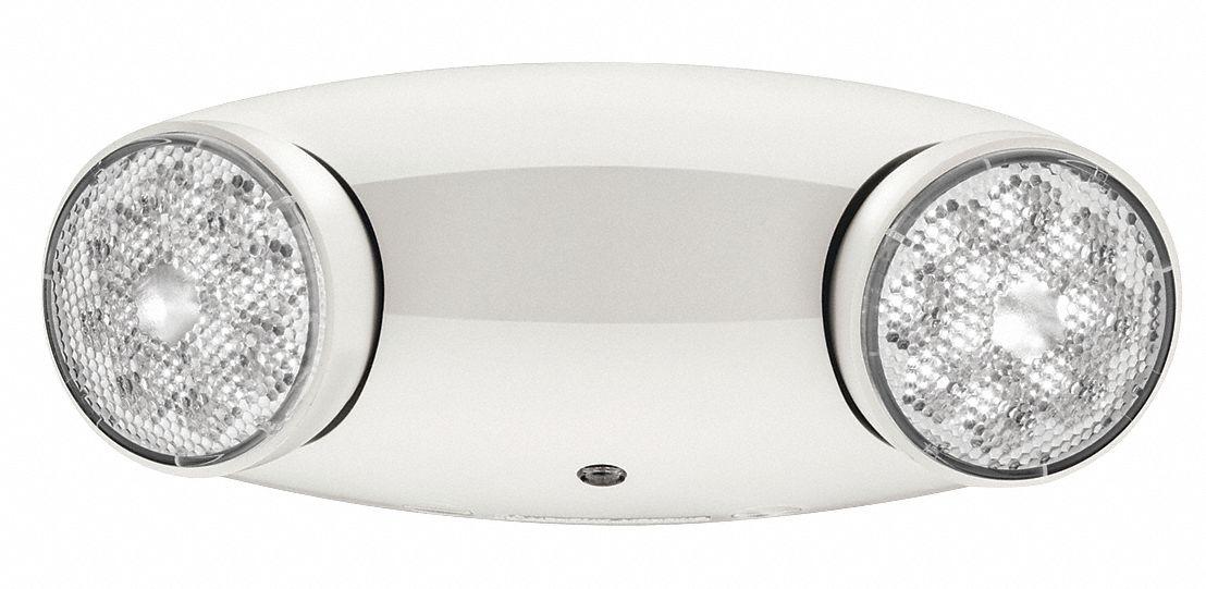 Lithonia Lighting 120 277v Led Emergency Light 1 5w White