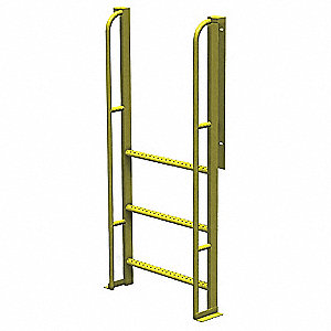 Configurable Crossover Ladder,82 In. H