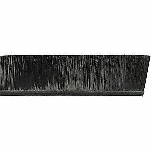 Flexible Brush,600 In L,2 In Trim,Poly