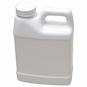 HDPE Bottle, 16 oz. 1EA